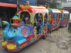 kereta gajah wisata 3