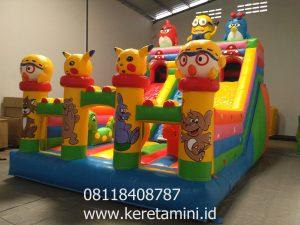istana balon 4 x 6