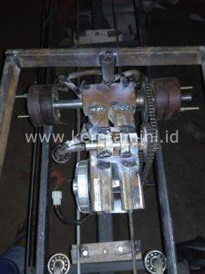 dinamo odong odong motor dc gearbox