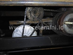 gearbox dinamo odong odong