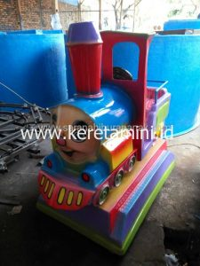 mainan koin kiddie ride thomas